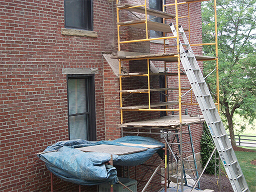 Brick Masonry in Pittsburgh