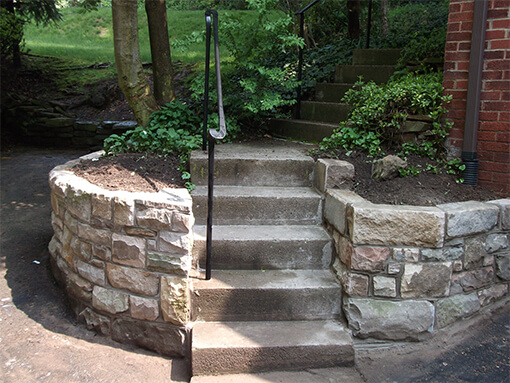 Stone Repair in Pittsburgh