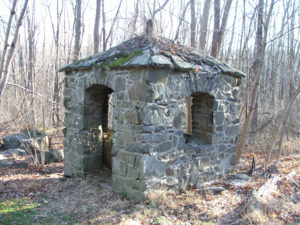 Fieldstone Shed
