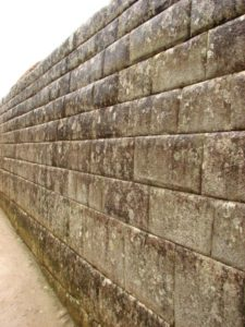 Ashlar Wall