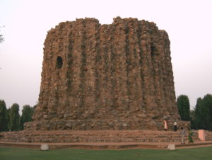 Alair Minar Structure