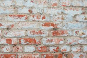 Brick efflorescence - Cirigliano Masonry
